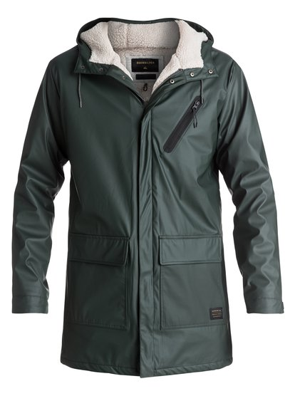 Mole Creek - Water-Repellent Longline Raincoat  EQYJK03350