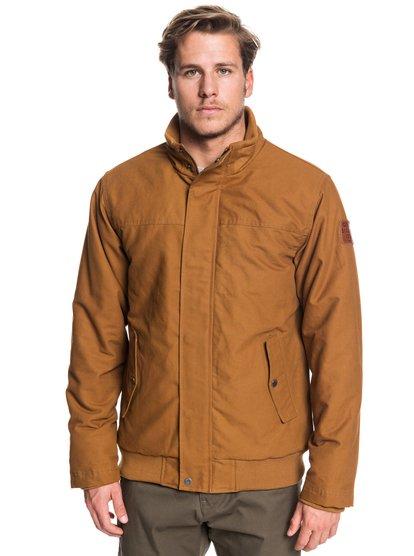 Куртка Brooks Full Zip - Коричневый
