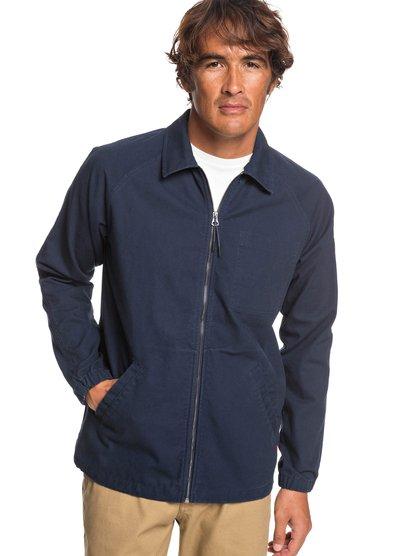 Garro - veste en toile pour homme - bleu - quiksilver