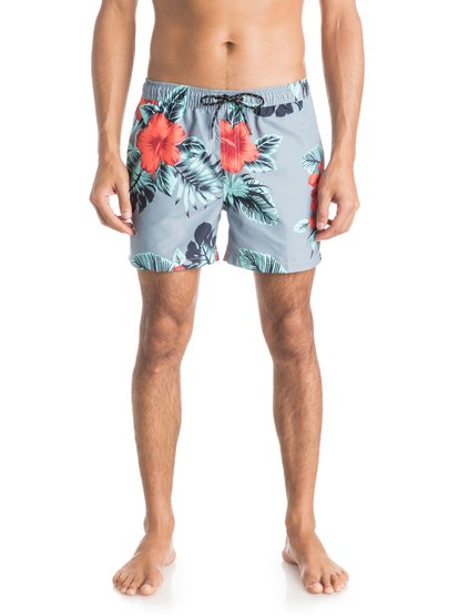 "Quiksilver Men's Havana 15"" Volley Boardshorts"