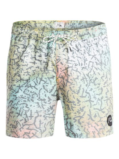 "Ghetto Mix 16"" - Swim Shorts  EQYJV03092"