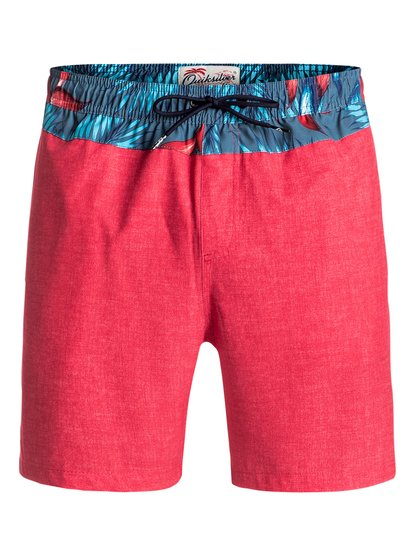 "Inlay 17"" - Swim Shorts  EQYJV03198"