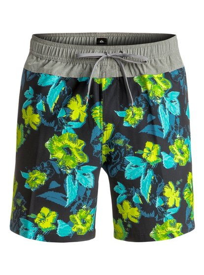 "Jungle Fever 17"" - Swim Shorts  EQYJV03199"