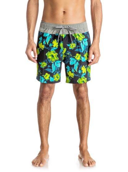 "Jungle Fever 17"" - Swim Shorts  EQYJV03199"