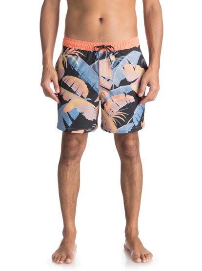 "Island Time 17"" - Swim Shorts  EQYJV03294"