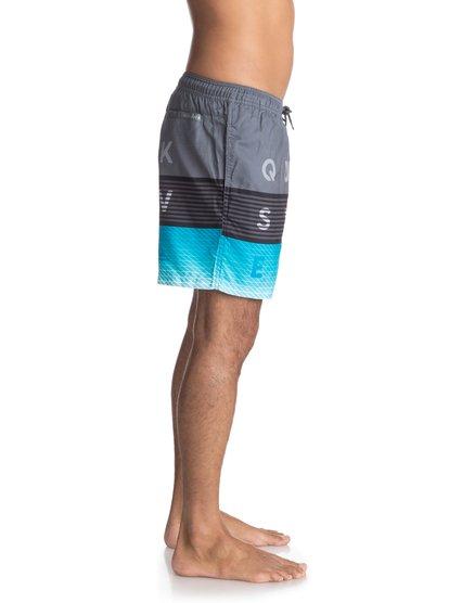 Пляжные шорты Word Block 17 quiksilver шорты пляжные мужские quiksilver dot check