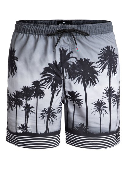 "Sunset Vibes 17"" - Swim Shorts  EQYJV03303"