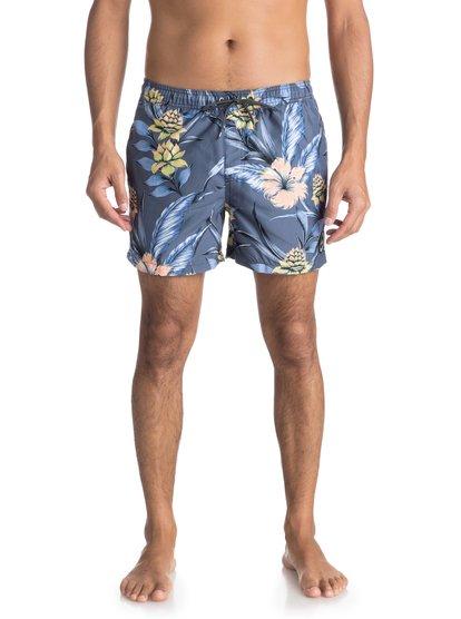Пляжные шорты Pua 15 джемпер quiksilver panuku navy blazer