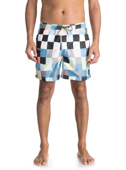 Пляжные шорты Resin Check 15