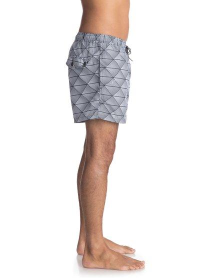 Пляжные шорты Static Island 15 quiksilver шорты пляжные мужские quiksilver dot check