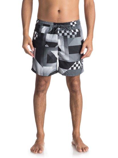 """Checker 17"""" - Swim Shorts  EQYJV03319"""