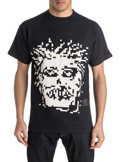 Men's Julien David X Quiksilver Wild Head T-Shirt