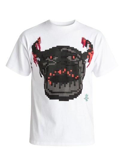 Julien David X Quiksilver Viking - T-Shirt  EQYKT03342