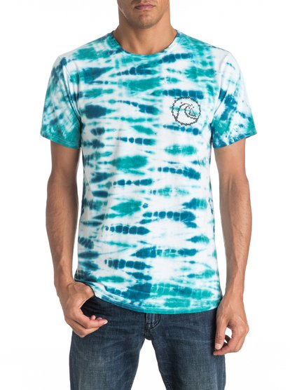 Mellow Out Tie Dye - T-ShirtAdd some colour to your summer with this tie-dye T-shirt for men. Available in 2 colour combos so you can dial in your level of eclectic, the lightweight and extra-soft fabric makes this a firm spring favourite.<br>