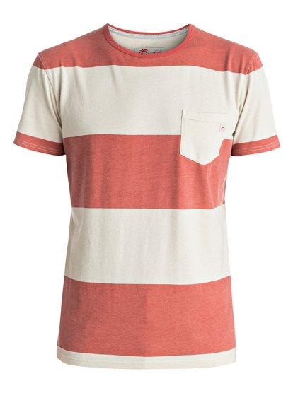 Футболка Maxed Out HeroШирокие полоски, высветленные краски и невероятно мягкая ткань в винтажном стиле – вот что такое идеальная мужская футболка. Она выполнена в крое Modern – чуть более длинном и узком по сравнению со стандартным – и замечательно смотрится с парой узких джинсов или джинсов-скинни.<br>