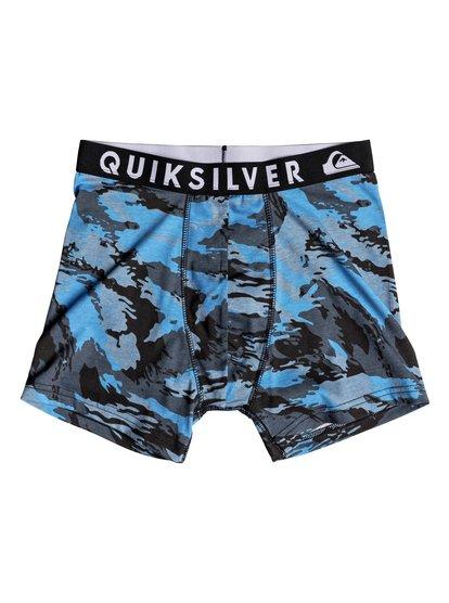 Poster - boxer pour homme - bleu - quiksilver