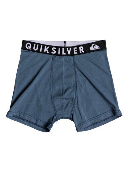 Boxer Edition - boxer pour homme - bleu - quiksilver