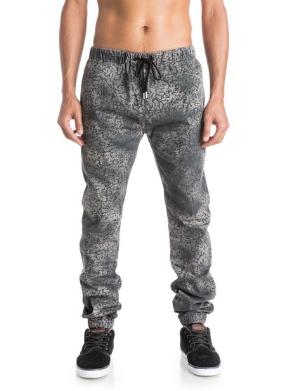 Beach Cracked Joggers
