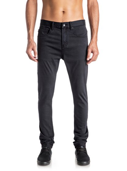 Low Bridge - Slim Skinny TrousersThe Low Bridge slim skinny fit trousers for men feature a slim fit at the waist and thighs for comfort with a skinny fit on the legs for unbeatable style. Cut from a smooth twill fabric with a hint of stretch, the heavy enzyme wash makes these bad boys as soft as they are on-trend. <br>