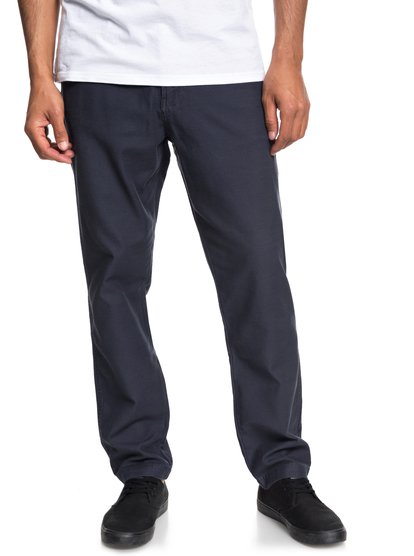 Mitake - pantalon treillis pour homme - bleu - quiksilver