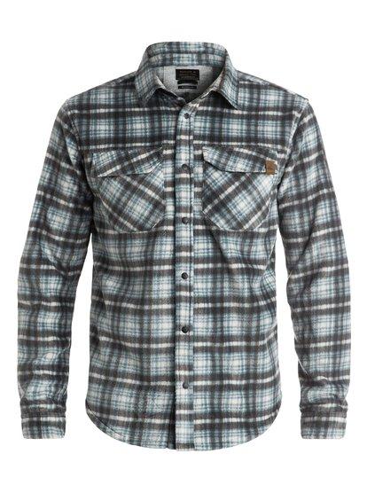 Surf Days - Long Sleeve Fleece Shirt  EQYPF03015