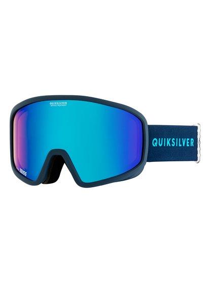 Browdy - masque de ski/snowboard pour homme - bleu - quiksilver