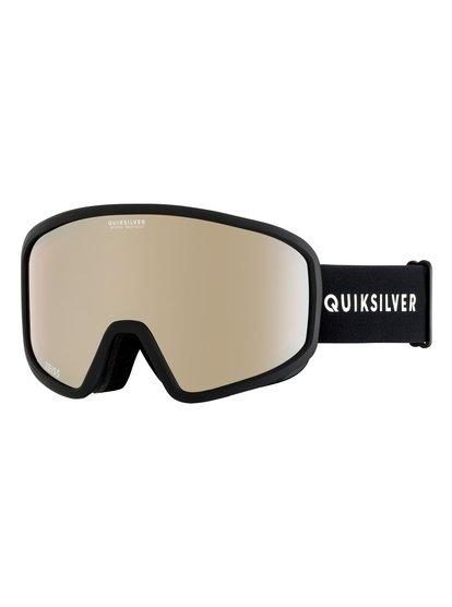 Browdy - masque de ski/snowboard pour homme - noir - quiksilver