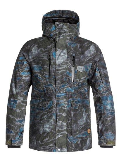 Dark And Stormy - Snowboard Jacket  EQYTJ03009