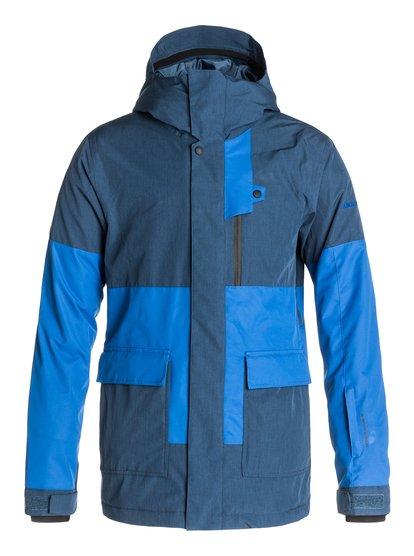 York - Snowboard Jacket  EQYTJ03013