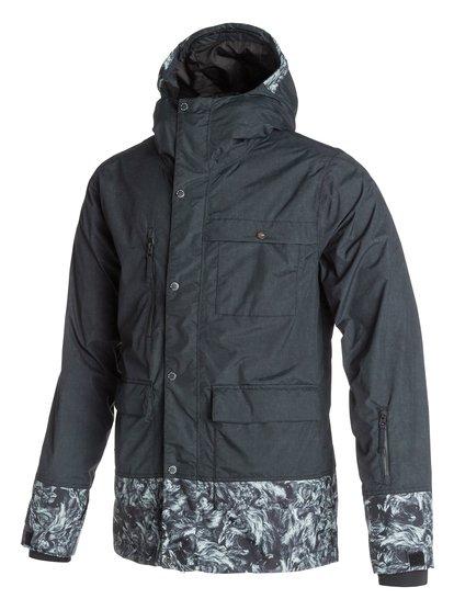 SenseМужская сноубордическая куртка Sense из новой сноубордической коллекции Quiksilver. ХАРАКТЕРИСТИКИ: полностью проклеенные швы, сеточная вентиляция, капюшон с регулировкой, система прикрепления штанов к куртке, защита подбородка от натирания молнией из микрофибры. СОСТАВ: 100% нейлон.<br>