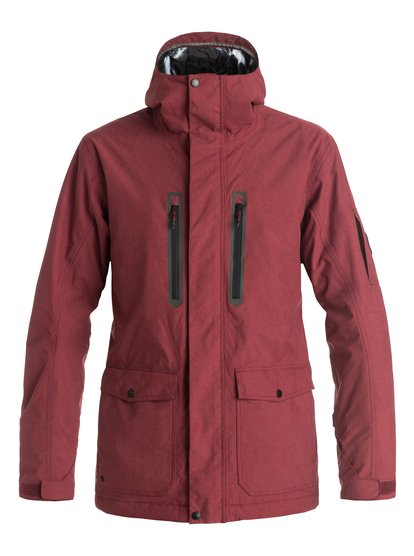 Dark And Stormy - Snow Jacket  EQYTJ03059