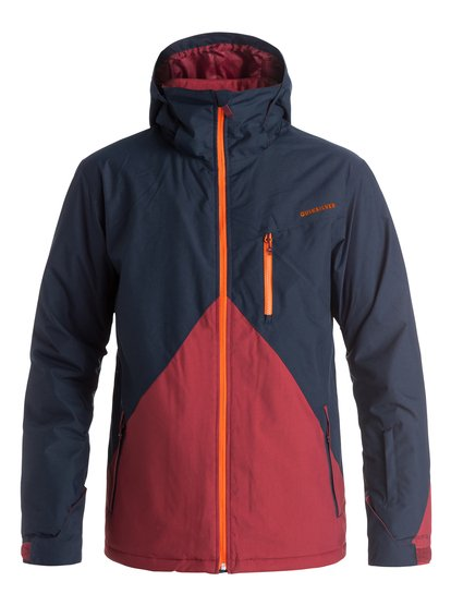 Mission Colorblock - Snow Jacket  EQYTJ03067