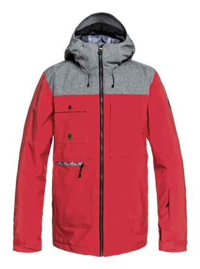 Arrow Wood - veste de snow pour homme - rouge - quiksilver