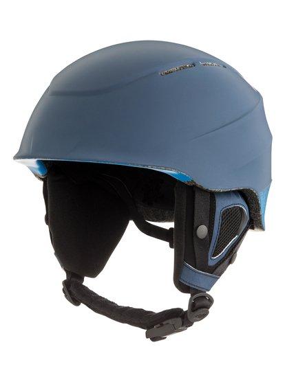 Althy - casque de snowboard/ski pour homme - bleu - quiksilver