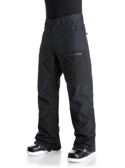 Сноубордические штаны TR Invert 2L GORE-TEX®Искусство полета, искусство экипировки, искусство стиля: если Трэвису Райсу предстоит высадиться с вертолета на острый горный гребень Аляски, можете не сомневаться — на нем будет катальная одежда Highline. Наша коллекция Highline представлена верхними моделями и высшими технологиями водонепроницаемости из доступных сегодня на этой планете. В такой одежде тепло и сухо день за днем, неделю за неделей — какой бы ни была погода на очередной вершине, что вы собираетесь покорить.<br>