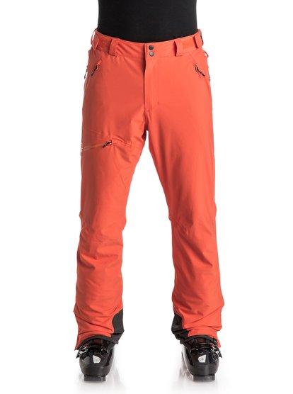 Сноубордические штаны OrbitorКОЛЛЕКЦИЯ PREMIUM: СВЕЖИЙ ВЗГЛЯД НА КАТАЛЬНУЮ ОДЕЖДУ. Ни одна снежная буря не возьмет над вами верх, если вы остановите свой выбор на катальной экипировке коллекции Premium. В ней технологии DRYFLIGHT и WARMFLIGHT сочетаются с более компактными и спортивными фасонами, которые смотрятся отлично и делают свое дело не хуже, защищая вас от непогоды.<br>