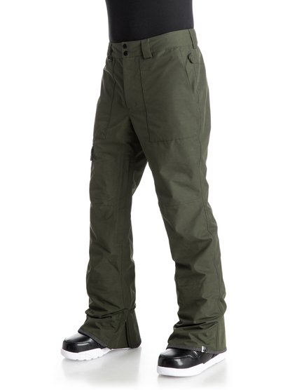 Сноубордические штаны Swords 2L GORE-TEX®Crafted with industry-leading GORE-TEX®s 2L membrane to give you relentless waterproof, windproof and breathable protection, these snow pants for men also feature leg ventings to aerate hot hikes and climbs, fully-sealed seams for all-over protection even in deep powder and a shell construction that can be layered for lightweight all-season shredding. Blending relaxed and slim cuts, the Swords modern tailored fit offers style without sacrificing ease of movement so you can enjoy functional styling combined with the bombproof durability of GORE-TEX®.<br>
