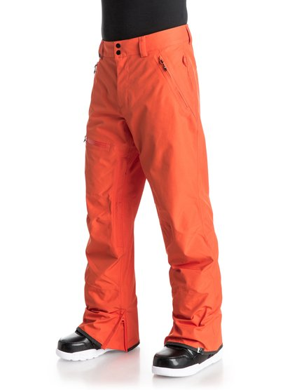 Сноубордические штаны Forever 2L GORE-TEX®The Forever 2L GORE-TEX® Whatever the mountain has in store the Forever GORE-TEX® snow pants will keep you dry from first tracks to last lifts. By using the very best in waterproofing technology the exceptional performance of the GORE-TEX® 2-layer construction provides every serious backcountry adventurer with the breathable protection they need to complete tough missions in comfort. Part of the Highline collection, these snowboard pants for men combine advanced fabrics with a lean light and progressive style so you wont have to settle for anything less than the best.<br>