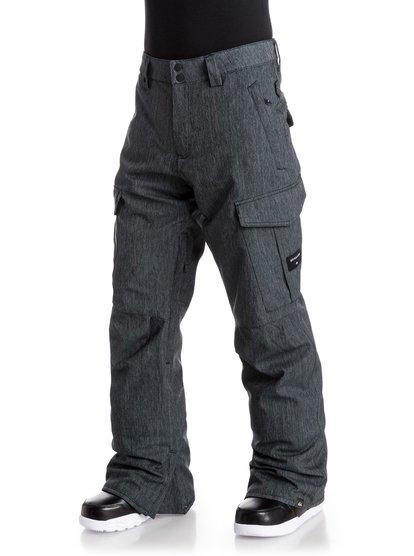 Сноубордические штаны Porter Denim&amp;nbsp;<br>