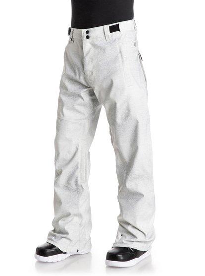 Сноубордические штаны Quiksilver X Julien David