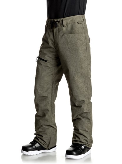 Сноубордические штаны Forest Oak EQYTP03067