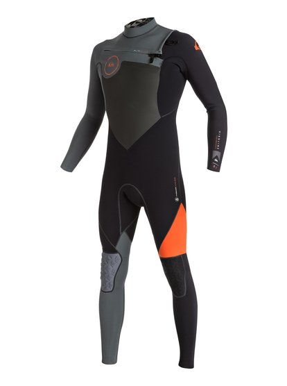 Highline Performance 3/2mm - Chest Zip Full Wetsuit  EQYW103019