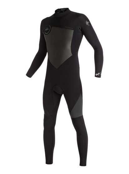 Syncro 3/2mm - Back Zip Full Wetsuit  EQYW103029