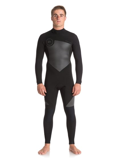 4/3mm Syncro Series Back Zip GBS - Full Wetsuit  EQYW103041