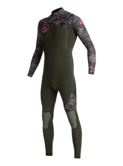 5/4/3mm Syncro Series - Chest Zip GBS Wetsuit  EQYW103066