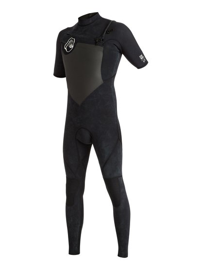 High Dye 2/2mm - Chest Zip Short Sleeve Full Wetsuit  EQYW303004