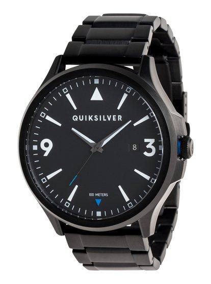 Beluka Metal - montre analogique pour homme - noir - quiksilver