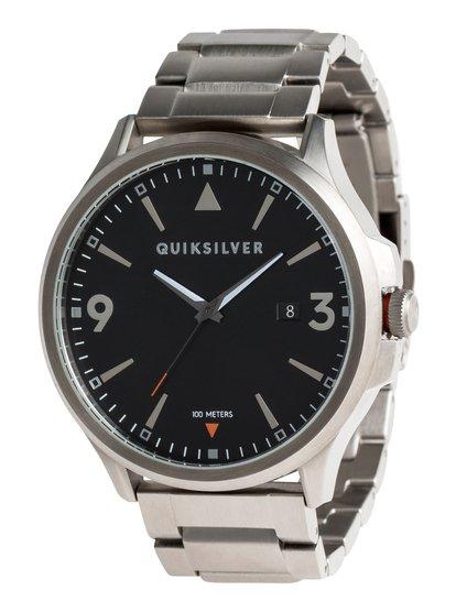 Beluka Metal - montre analogique pour homme - gris - quiksilver
