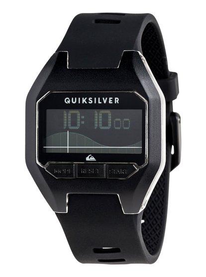 Addictiv Pro tide - montre digitale pour homme - noir - quiksilver