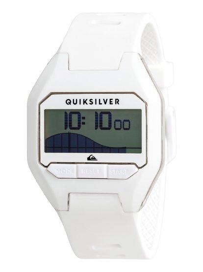 Addictiv Pro tide - montre digitale pour homme - blanc - quiksilver